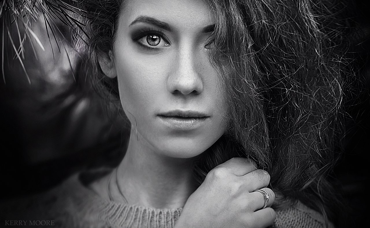 portarit, girl, style, портрет, blackandwhite, fineart,picture, Kerry Moore