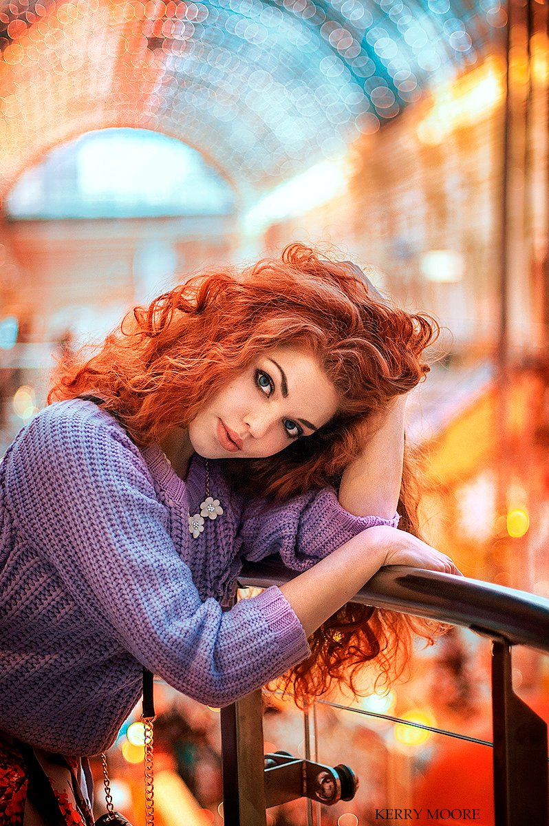 portarit, girl, style, портрет, model, russia,moscow,рыжие,red, Kerry Moore