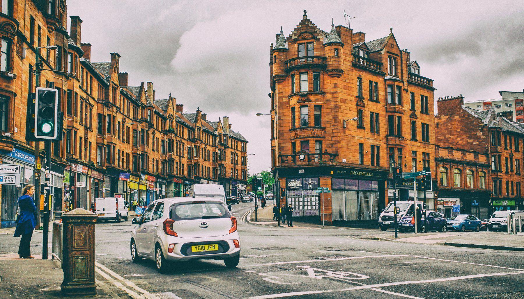 Scotland Glasgow, Lilia Tkachenko