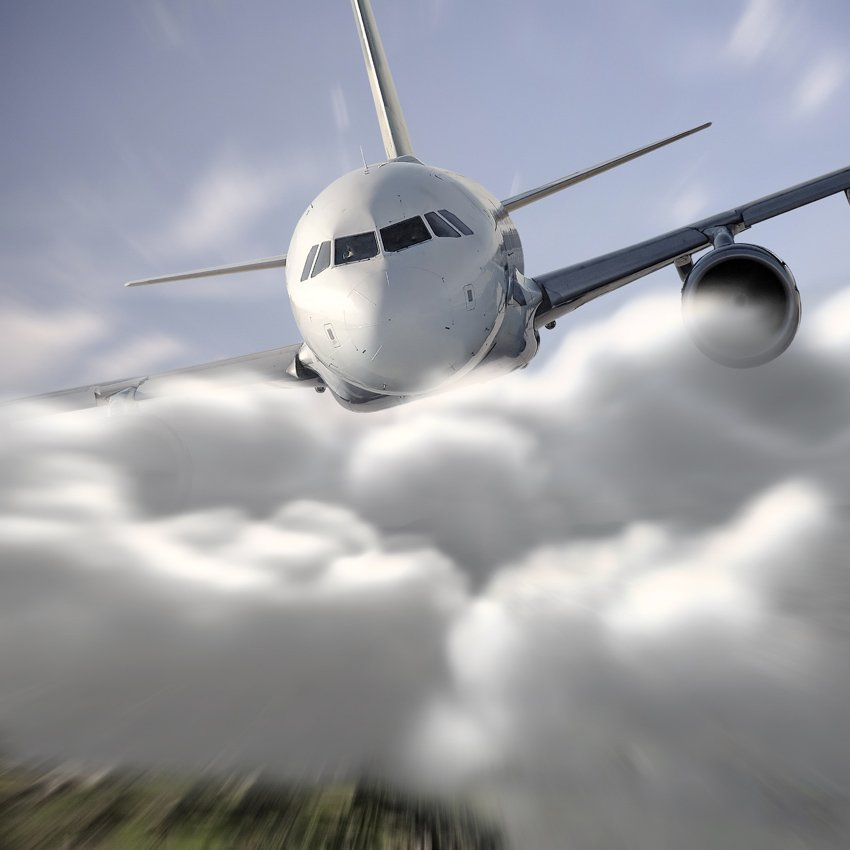 fly, airplane, clouds, speed, high, island, spain, sky, free, big, overtake, ground, Caras Ionut