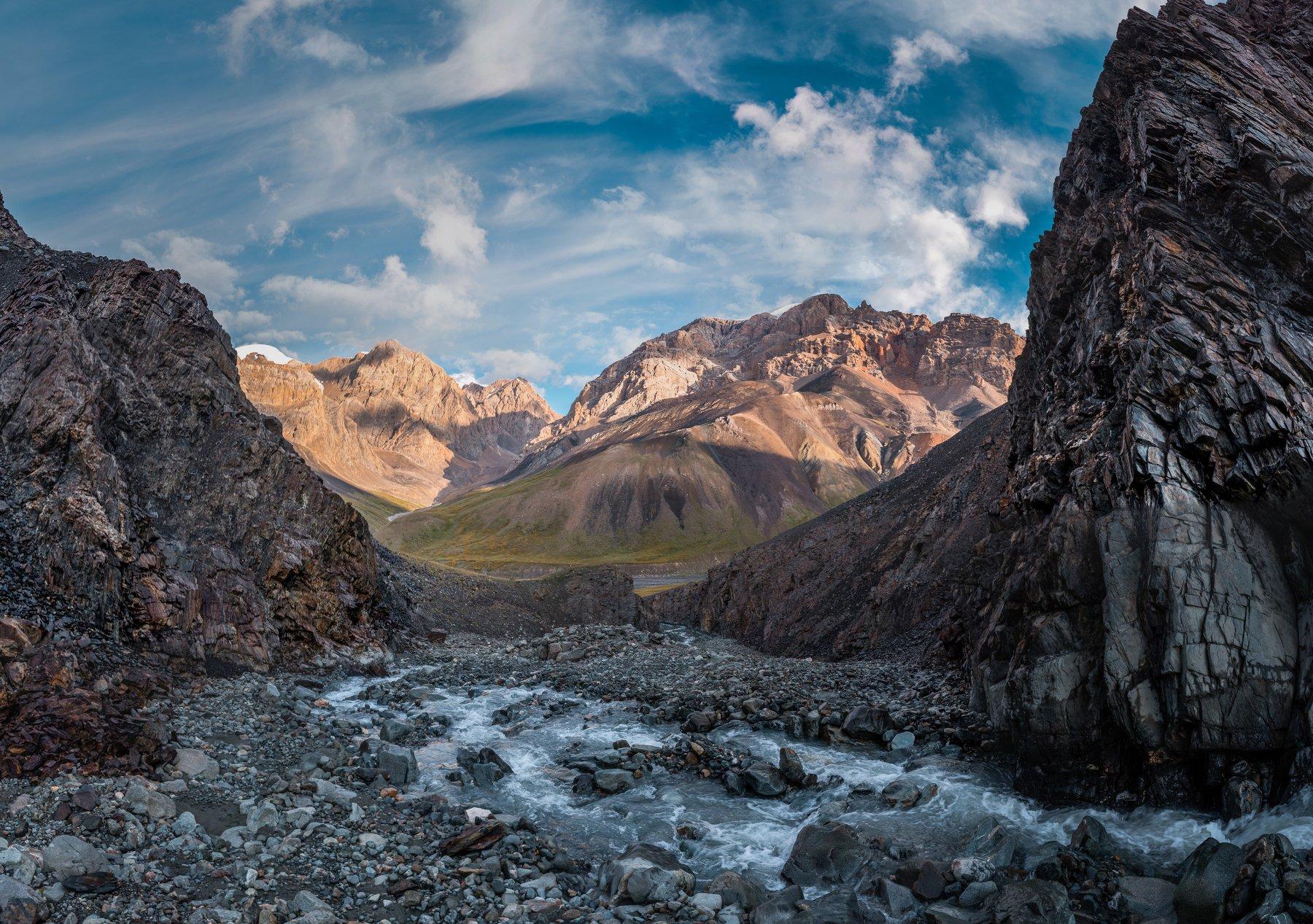 Куйлю, ущелье, горы, , Evgeniy Khilkevitch