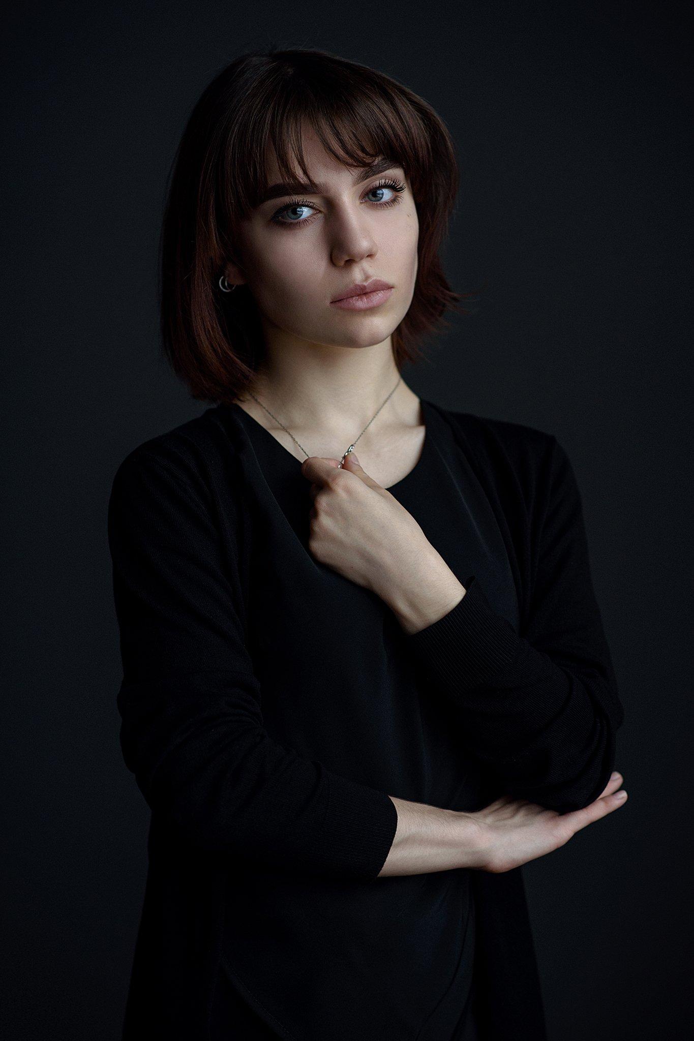 портрет, portrait, Nikon, 85mm, Александр Макушин