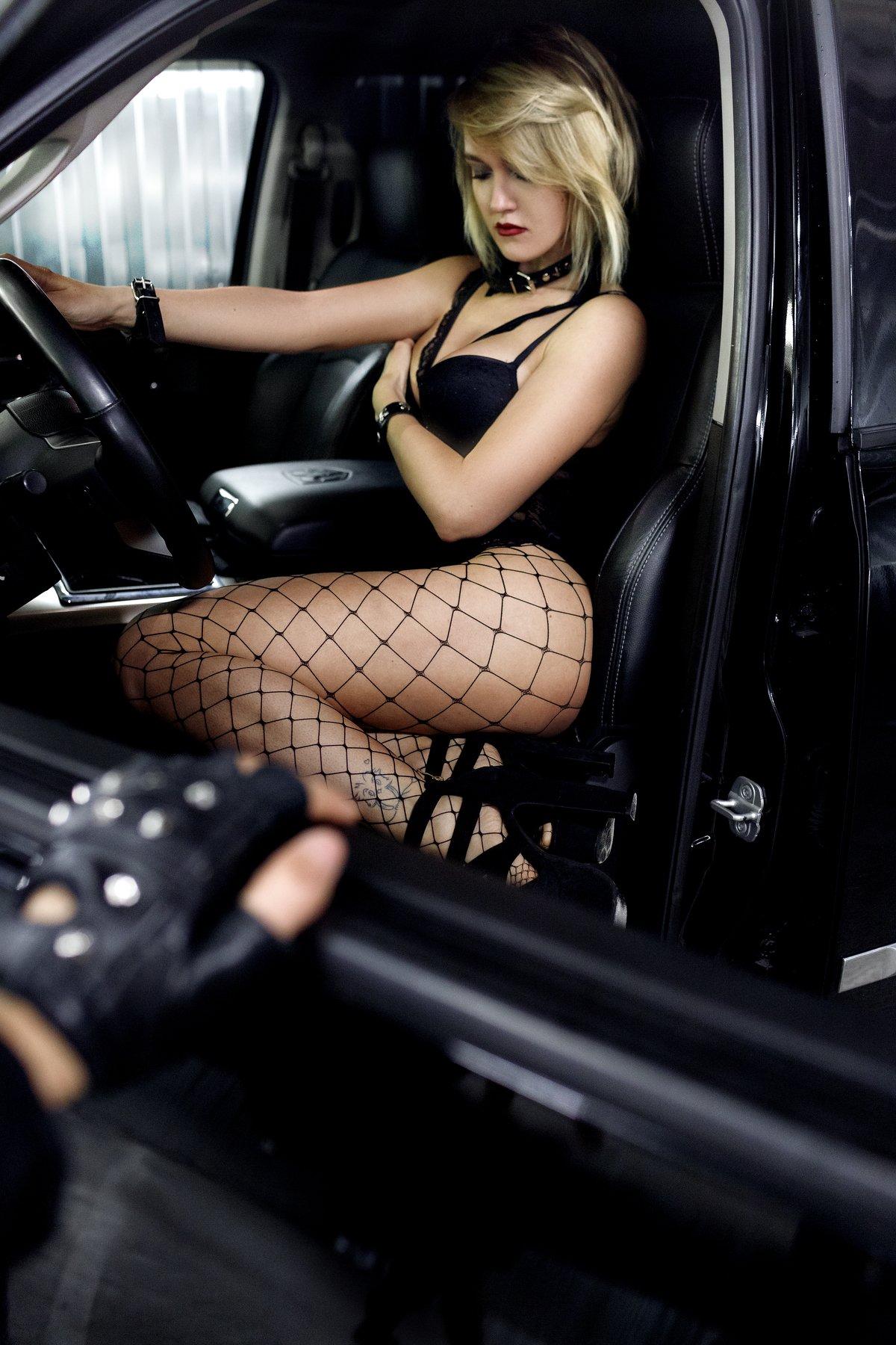 girl beauty car , Dmitry Bastet