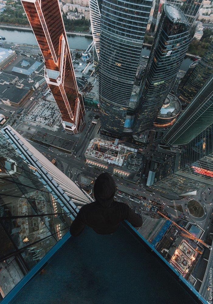 Москва сити, Ланчевский Георгий