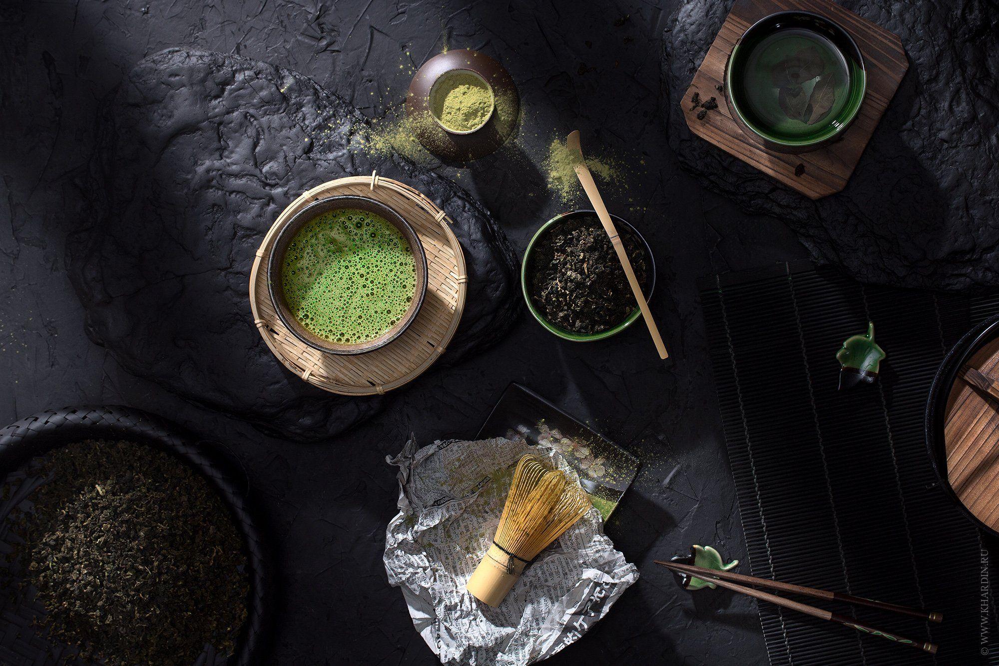 抹茶, matcha, маття́, Khardin Alexander