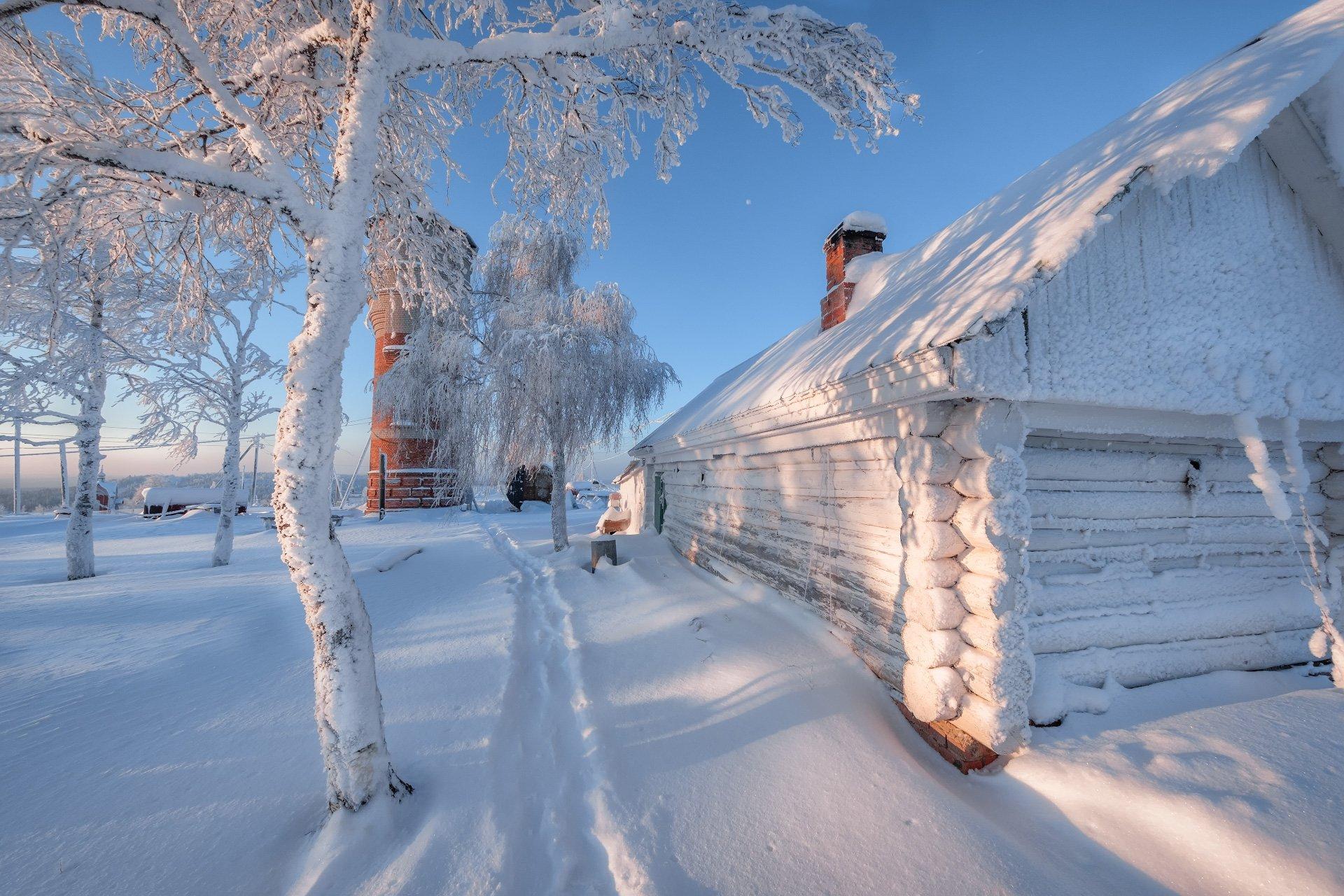 белая гора, зима, солнце, рождество, снег, мороз, метель, пурга, холод, белый, утро, рассвет, Андрей Чиж