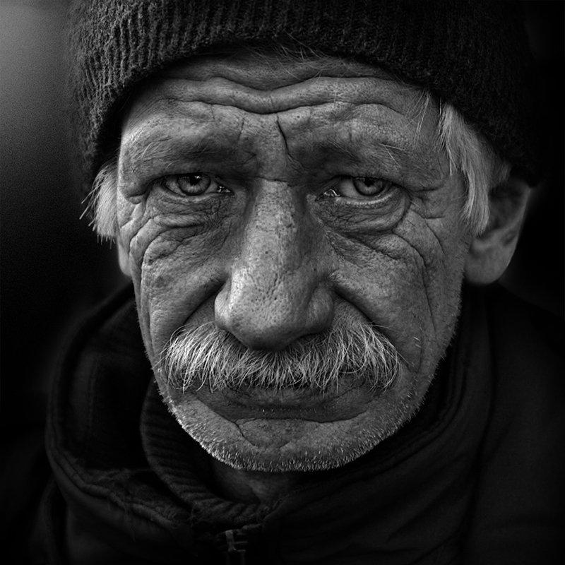 улица, город, лица,  уличная фотография, юрец, портрет, черно белое, Юрий Калинин