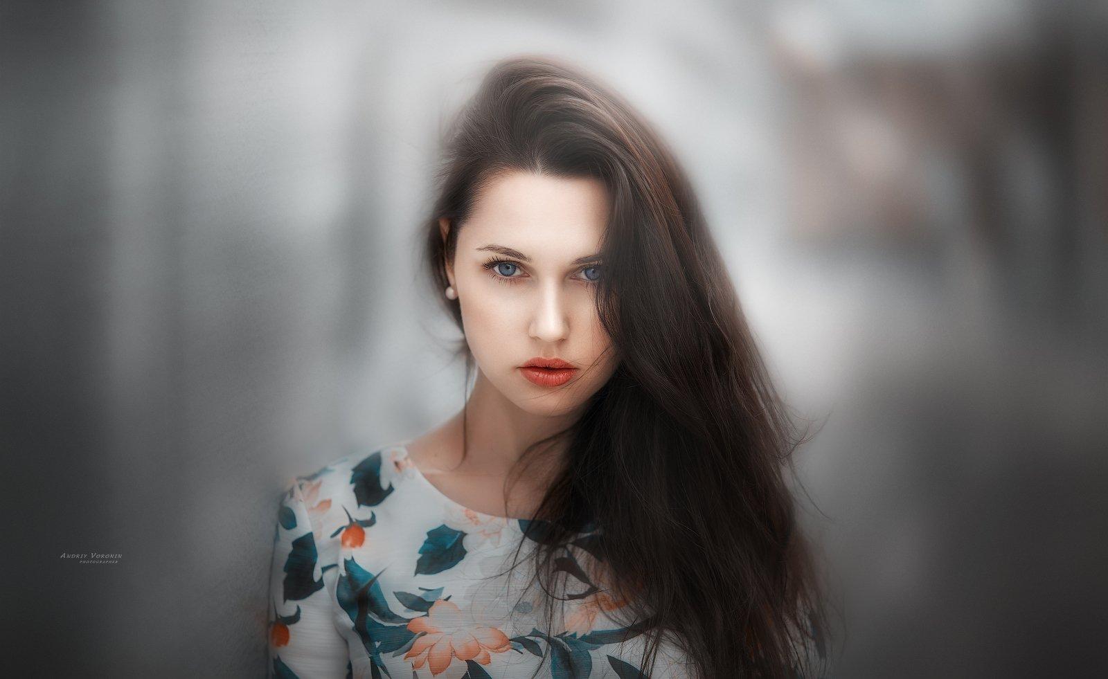 портрет,девушка,улица,прогулка,, Воронин Андрей