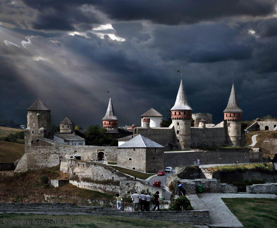 украина, замок, хотин, каменец-подольский, Sergey-Nik-Melnik.by