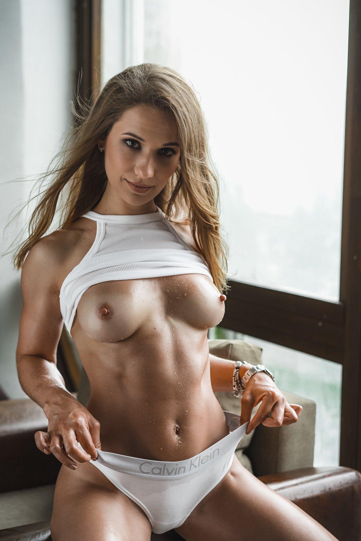 girl topless wood pretty topless, Пистолетов Илья