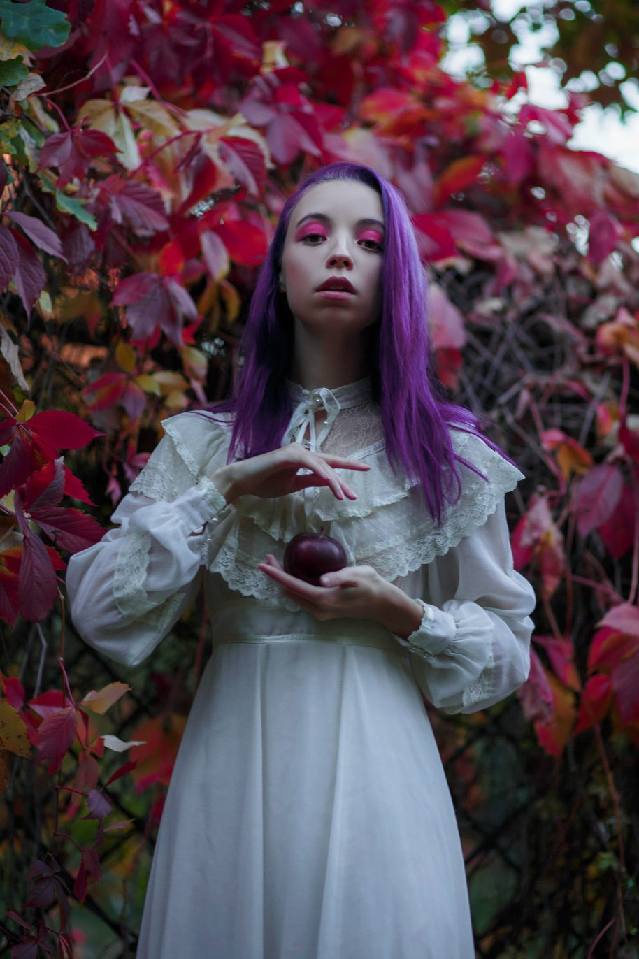 фото винтаж портрет, Marie Dashkova