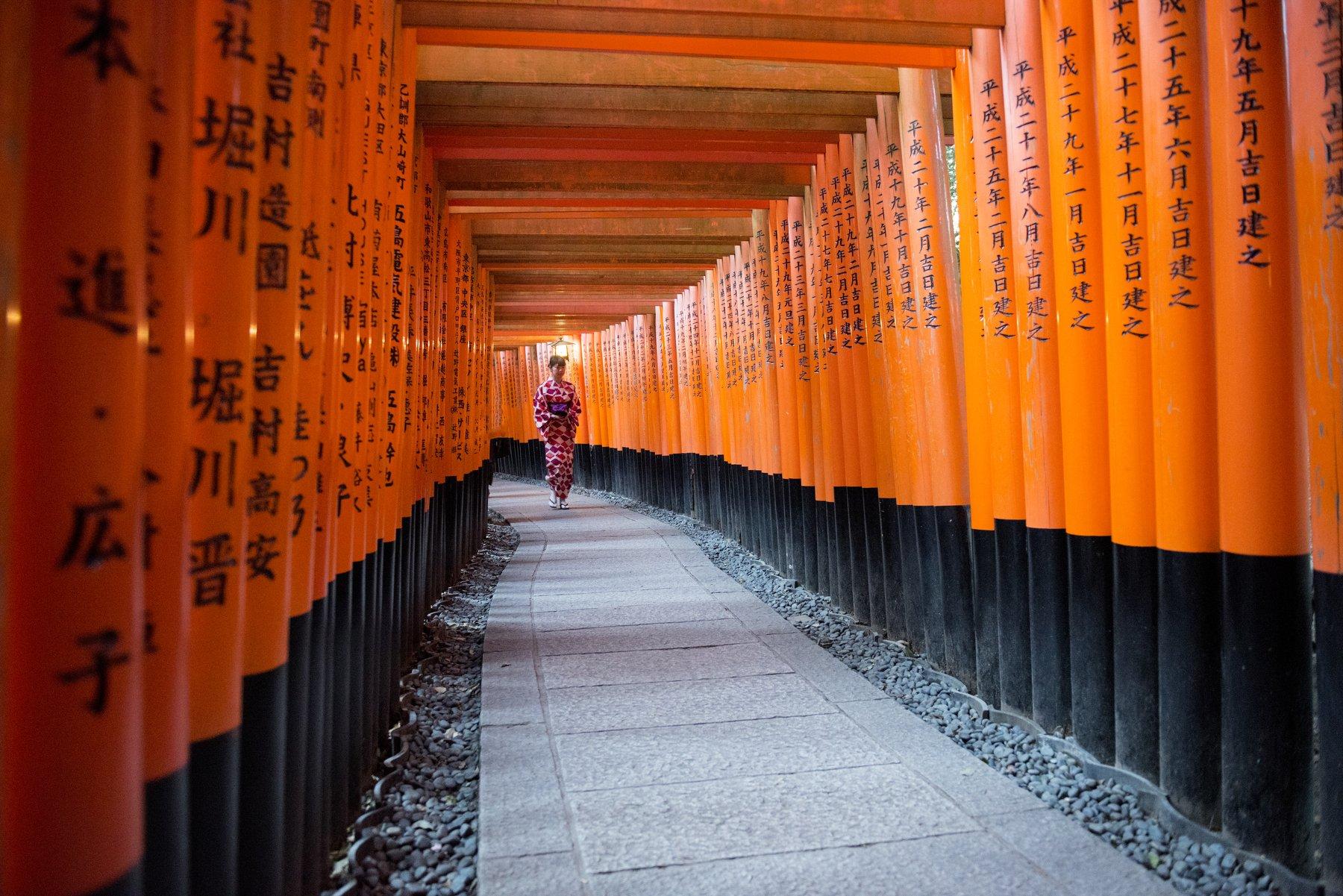 Kyoto, Edgars Gerskovics