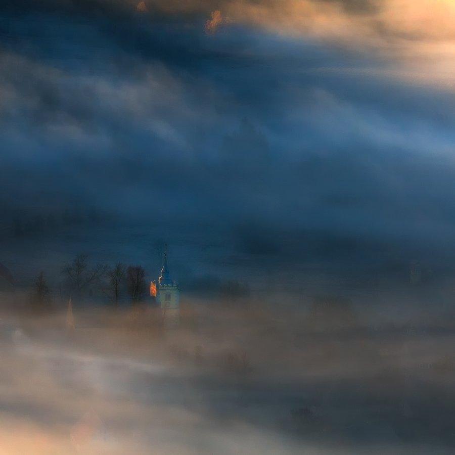 landscape,canon,mist,light,autumn, Iza i Darek Mitręga
