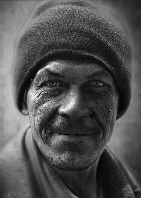 портрет, улица, люди, юрец, уличная фотография, Юрий Калинин