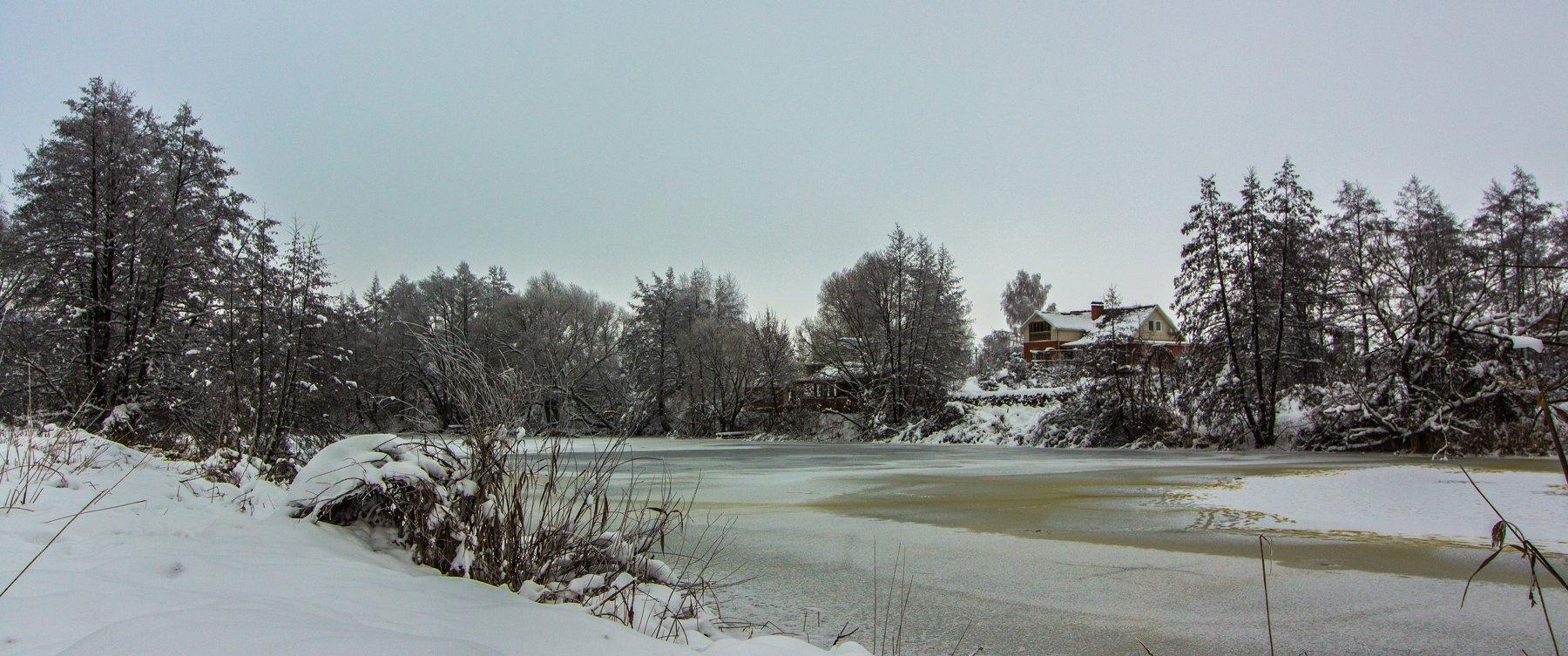 деревня, природа, лес, река, усмань, терновка, Руслан Востриков