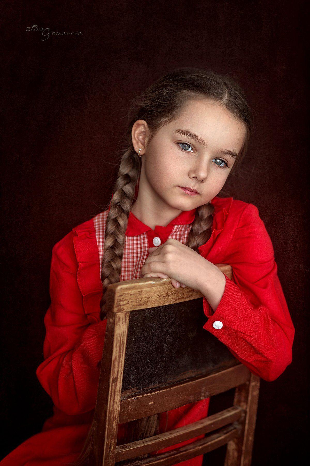 , Гаманова Элина