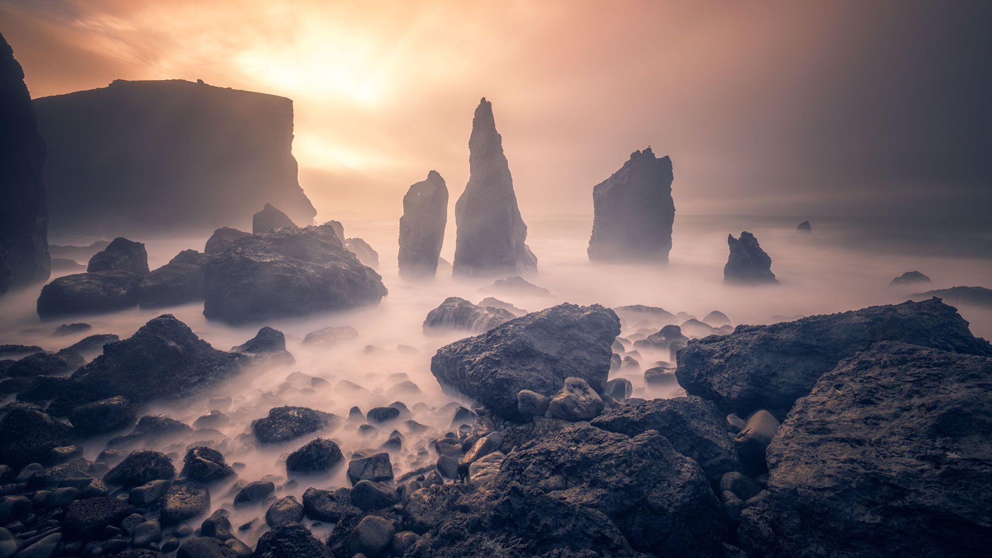 Iceland, Reykjanes, Vitaly Glad