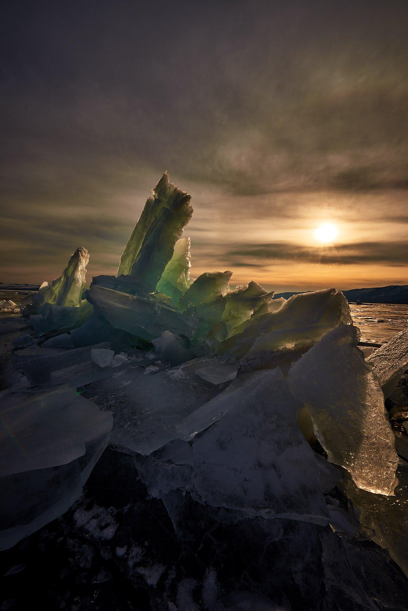 байкал озеро лед, Cherepko Denis