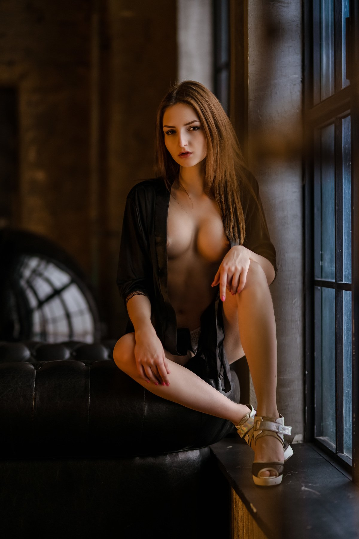 model nude sport pretty, Пистолетов Илья
