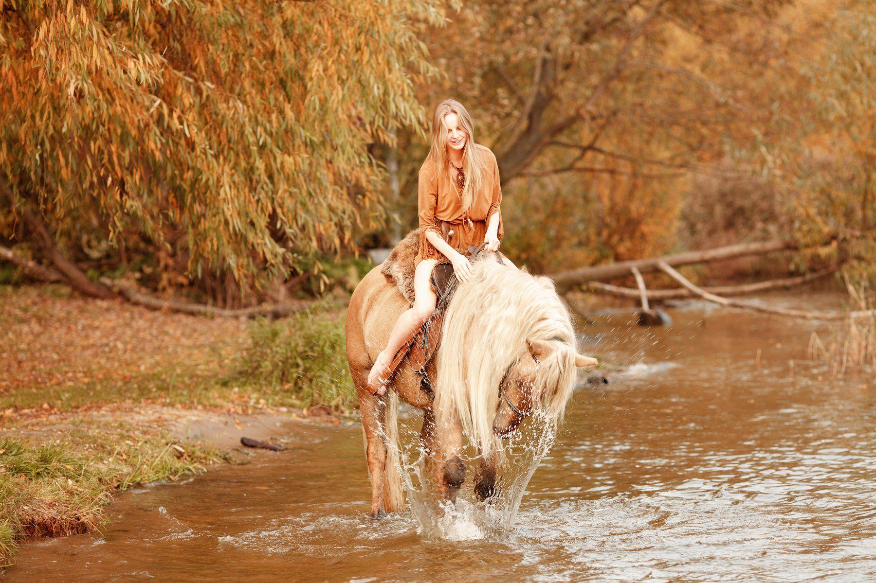 конь, Никотина Светлана