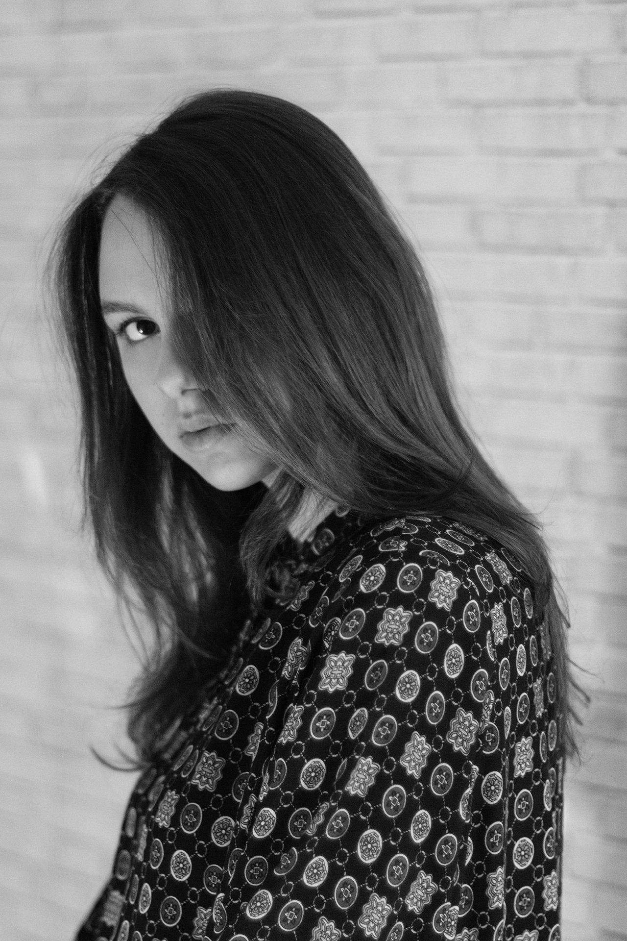 #girl #portrait #девушка #art, Саврасов Сергей