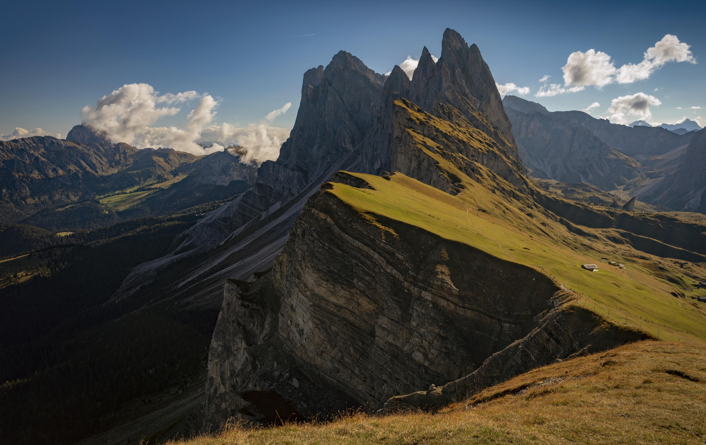 италия, альпы, Alexandr Bezmolitvenny