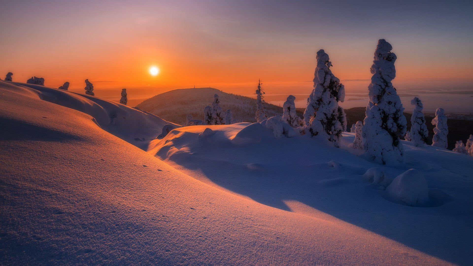 север, кольский, заполярье, кандалакша,гора волостная, Роман Горячий
