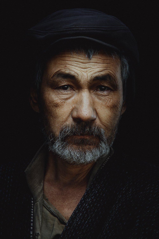 портрет, мужчина, стрит, Руслан Рахматов
