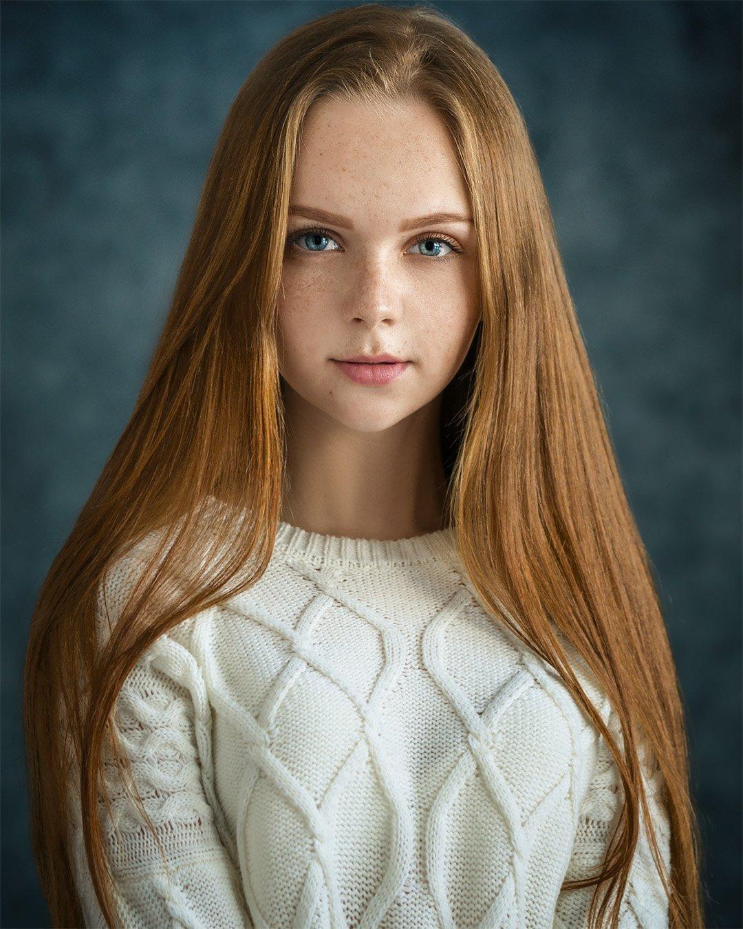 portait, mode, gir, портрет, модель, девушка, art, арт, Евгений Сибиряев