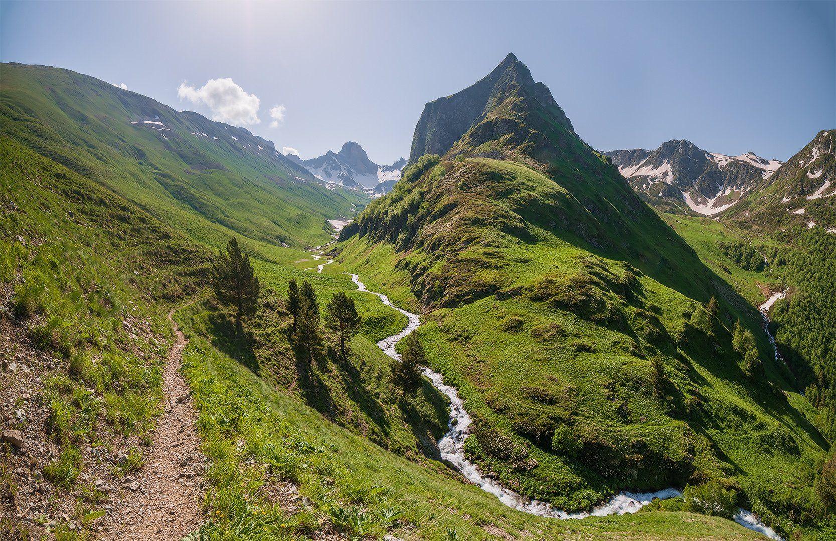 северный кавказ шхуанта загеданка, Николай