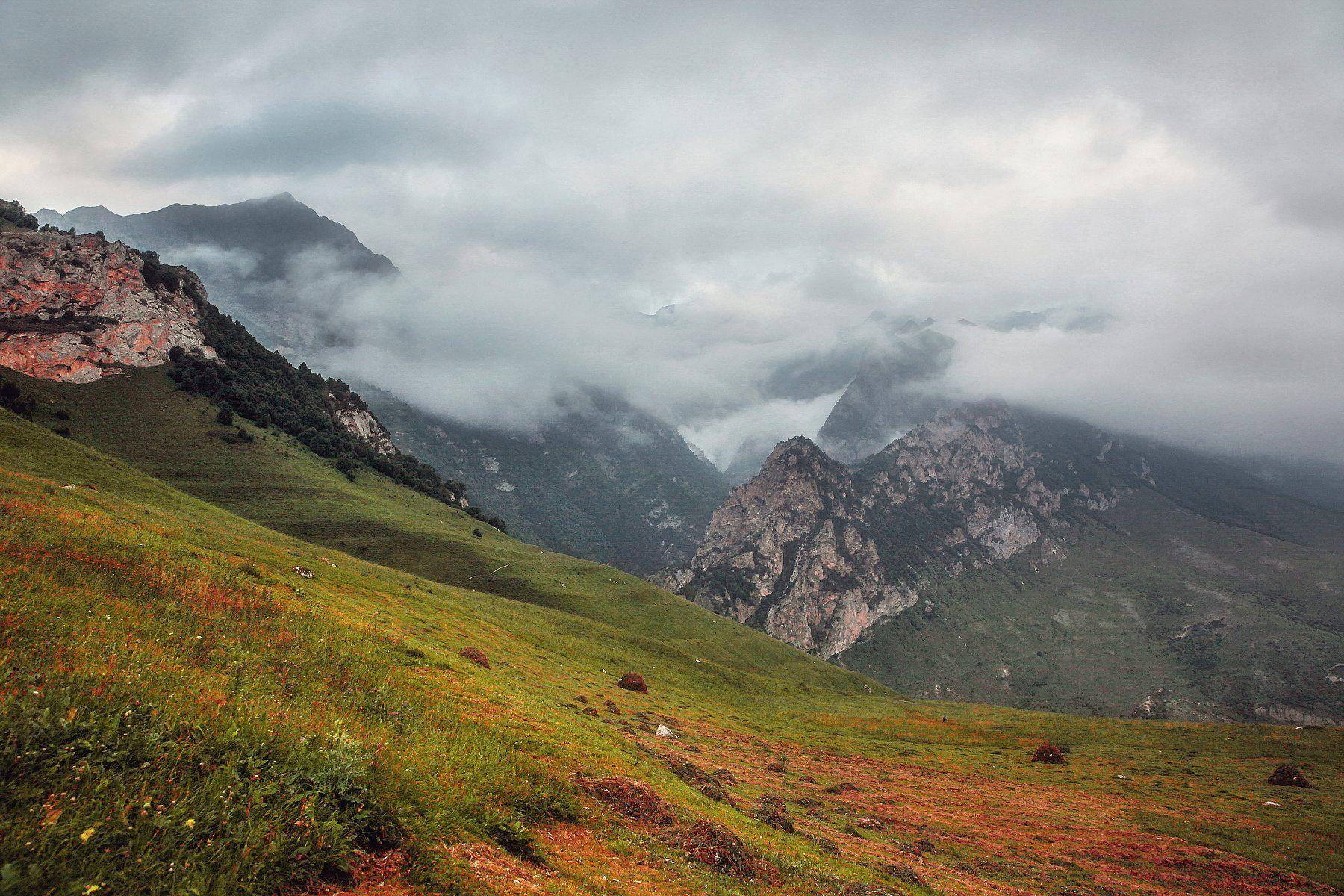 чегемское ущелье,горы,северный кавказ,балкария,кабардино балкария., Марат Магов
