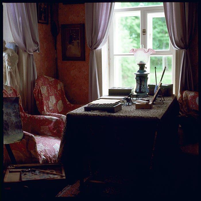 натюрморт, комната, старина, чехов, дом, Serge Kovchenkov