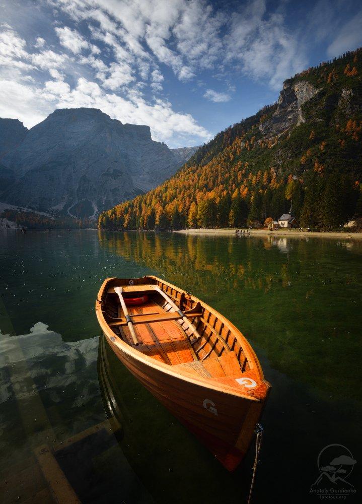пейзаж, природа, горы, италия, доломиты, Анатолий Гордиенко www.fototour.org