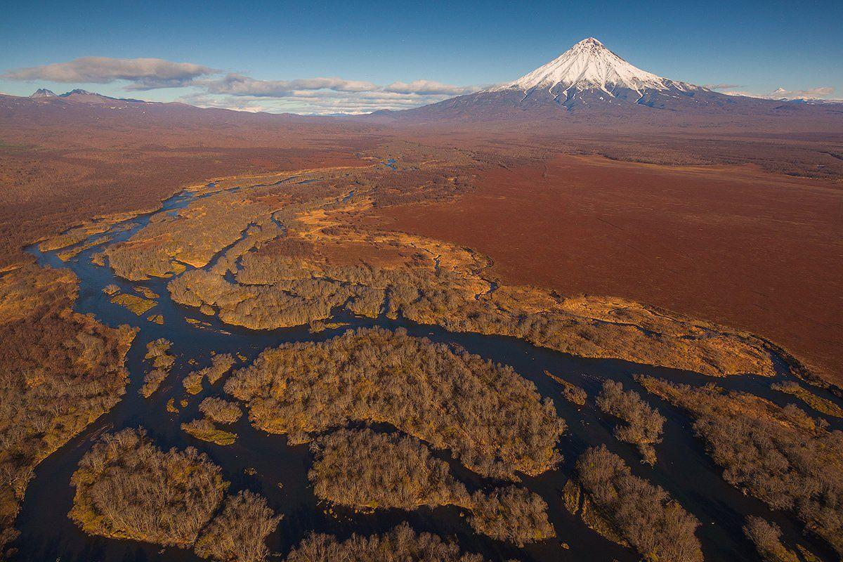 камчатка, вулкан, осень, заповедник, природа, путешествие, фототур,, Денис Будьков