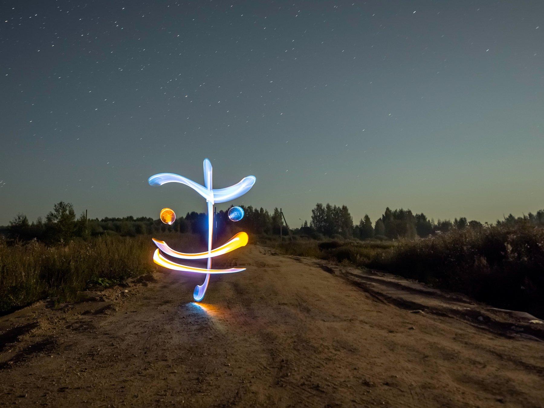 lightpainting, lightart, longexposure, nightphotography, light, night, lightblade, Требухин Николай