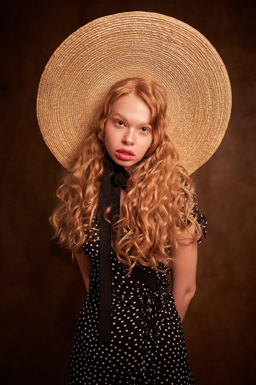 девушка, красота, юность, портрет, Рузина Тина