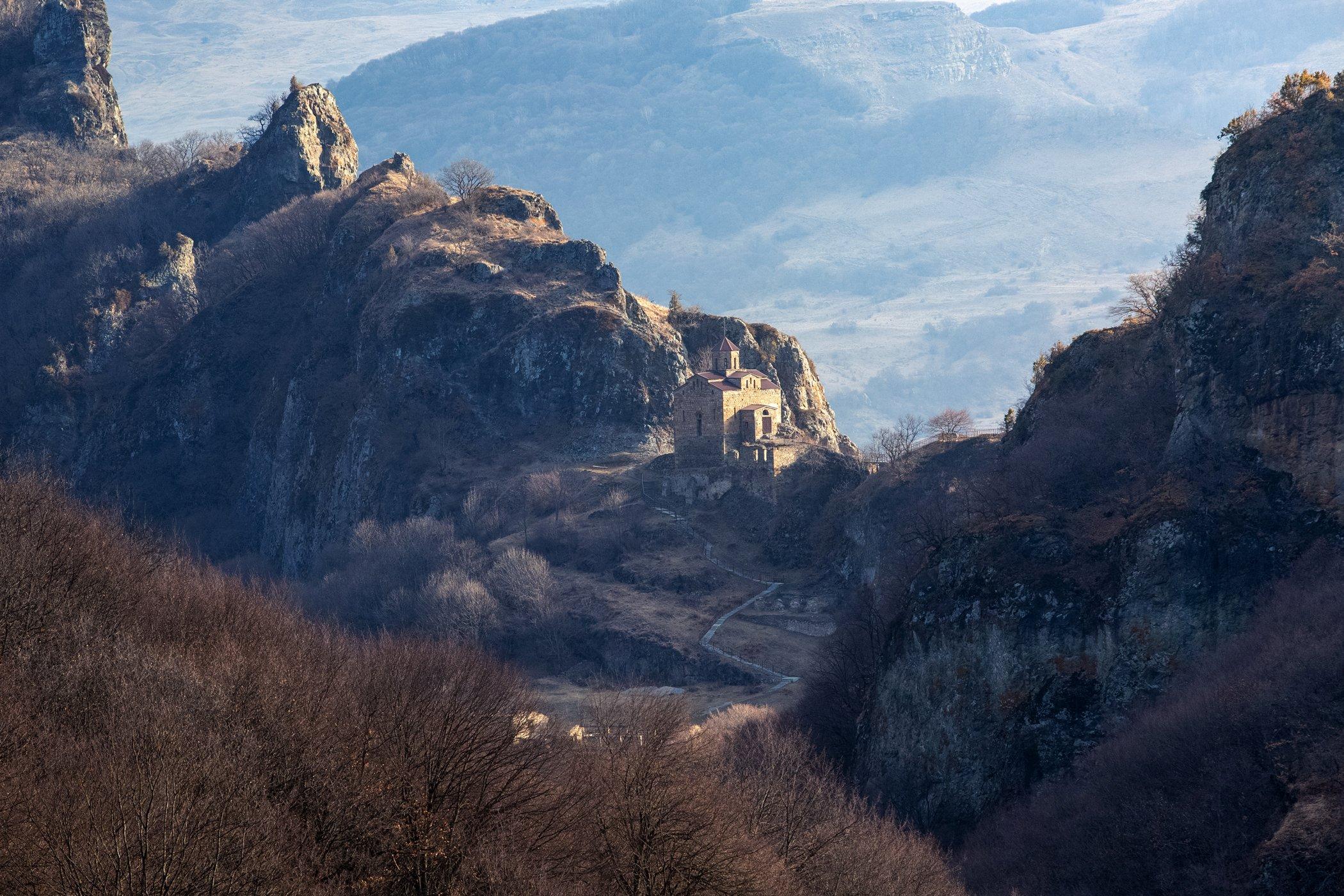 кчр, шоанинский храм ,горы ,кавказ,храм, Коркин Вадим