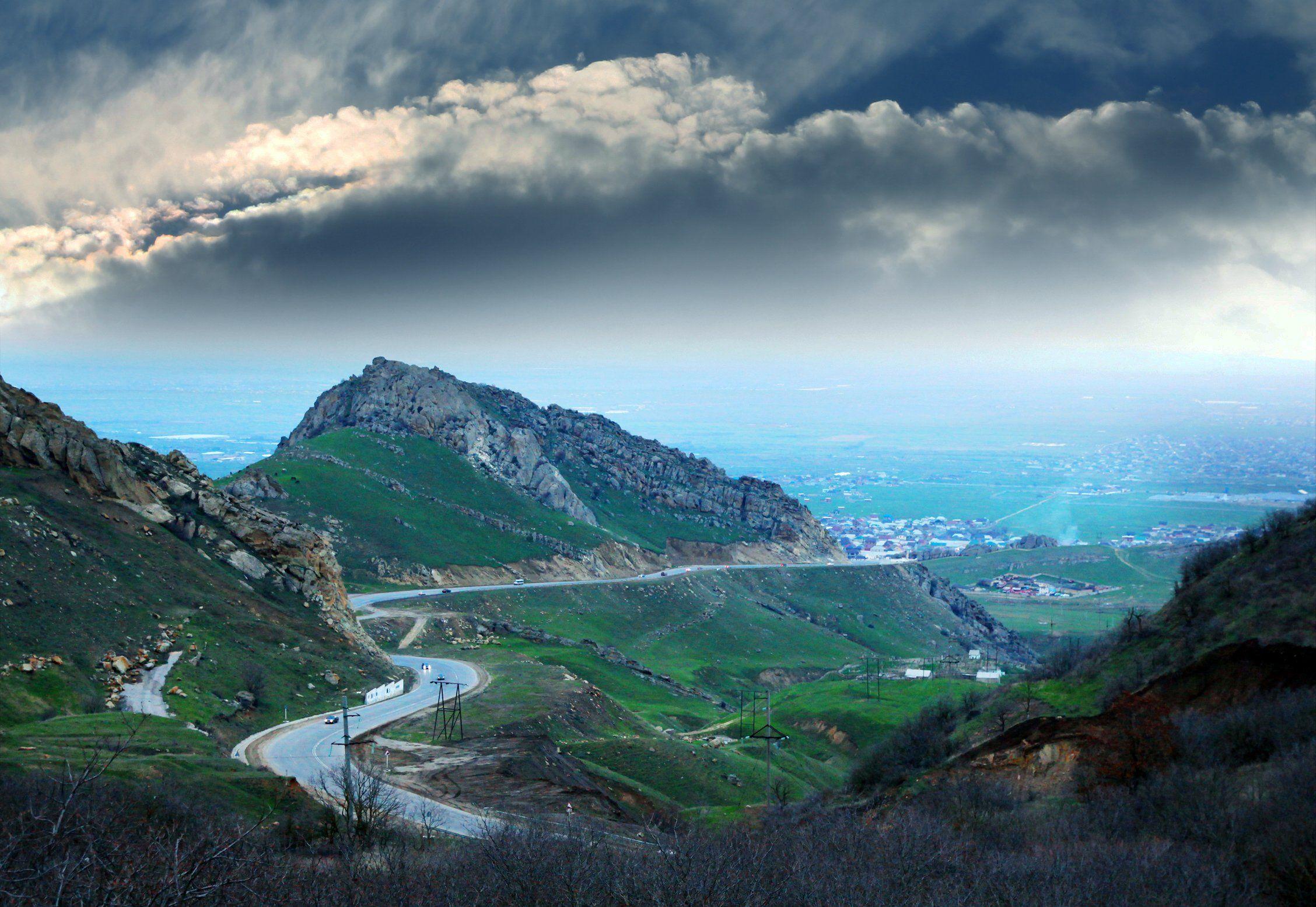 горы,осень,природа., Magov Marat