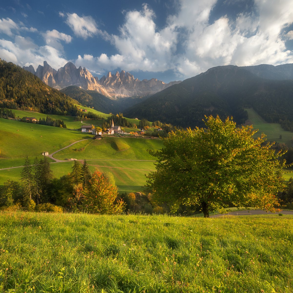 sv-phototravel.com, доломиты, santa maddalena, Валерий Щербина (sv-phototravel.com)