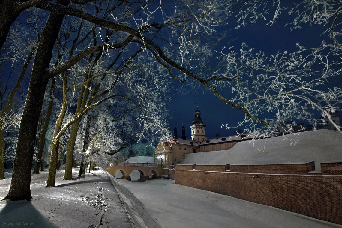 беларусь, несвиж, замок, дворец, архитектура, Sergey-Nik-Melnik.by