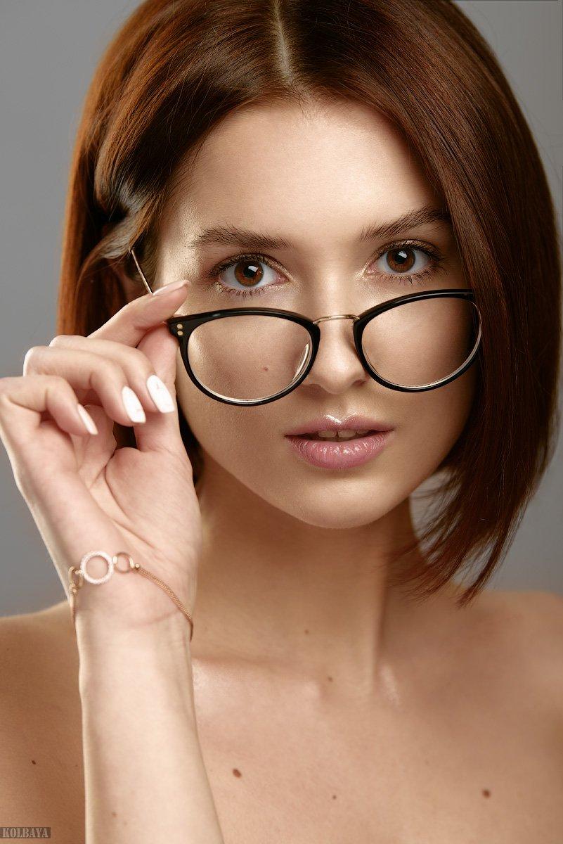 портрет, фото, очки, Колбая Александр