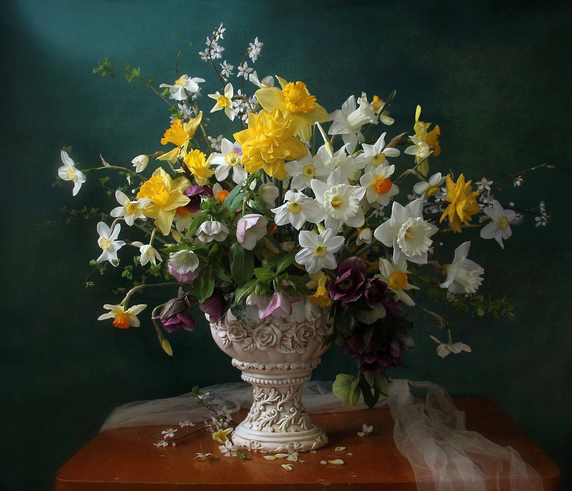 Нежный трепет волшебных цветов Филатова Марина