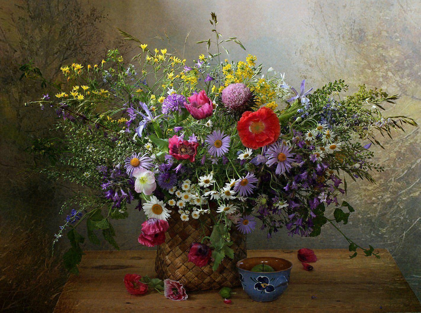 Аромат цветущих лугов (2) Филатова Марина