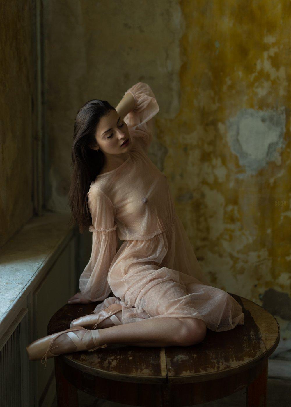 фотомодель, портрет, девушка, красивая, взгляд, woman, beautifull, portrait, canon6d, Алексей Бурцев