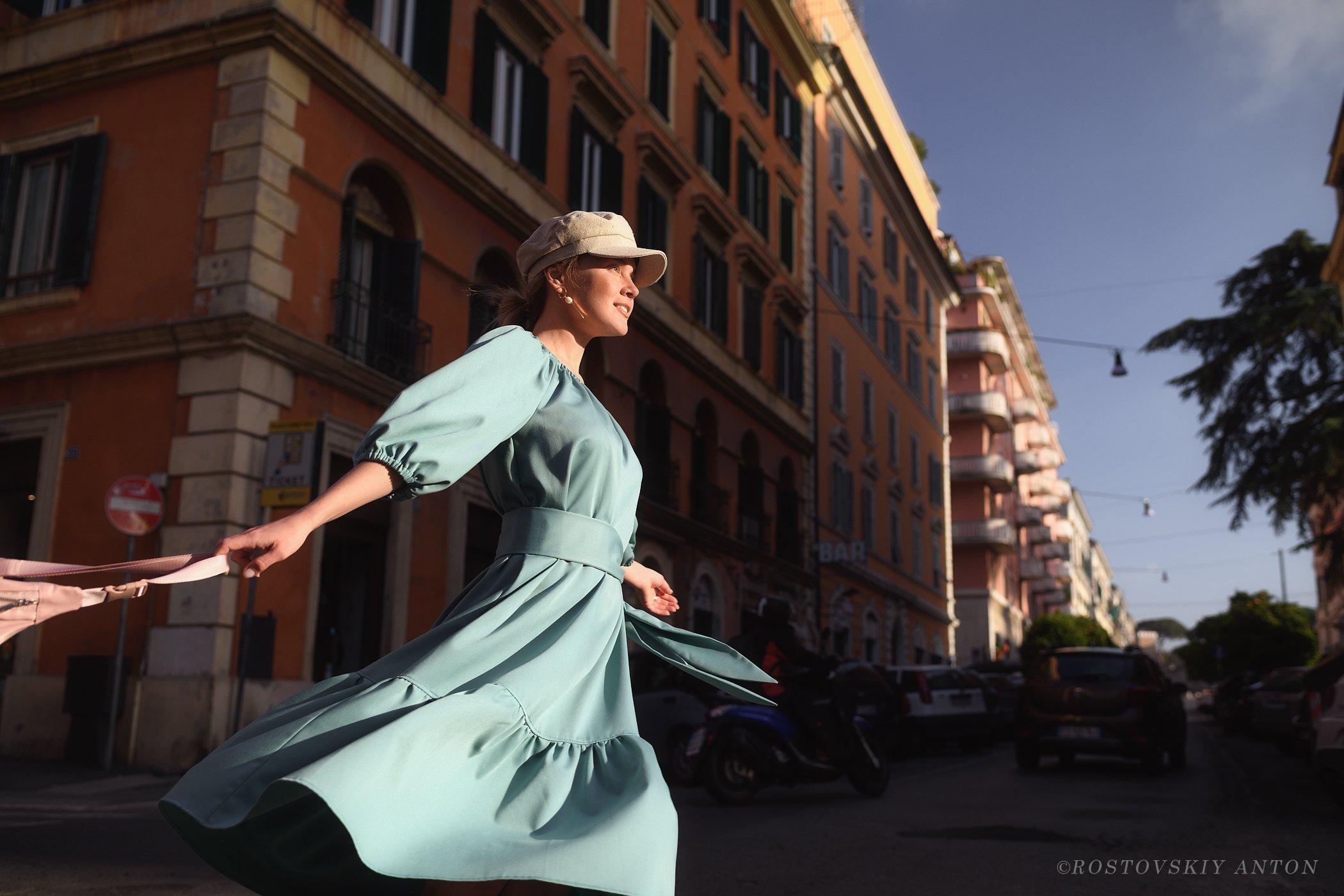 Италия, фототур, стрит, динамика, портрет, девушка, улица,, Ростовский Антон