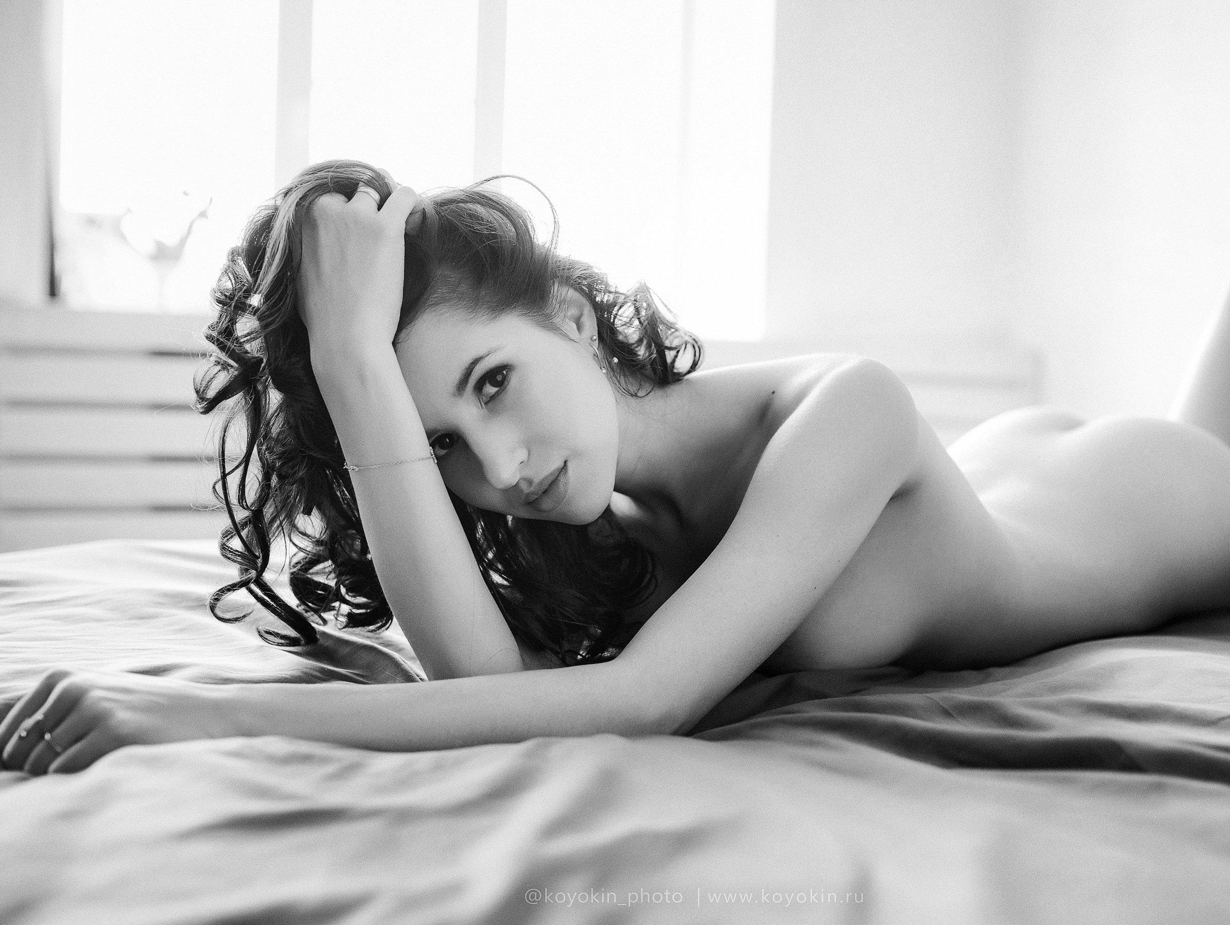 ню, фотосессия, эротика, арт-ню, nude, bnw, Коёкин Константин