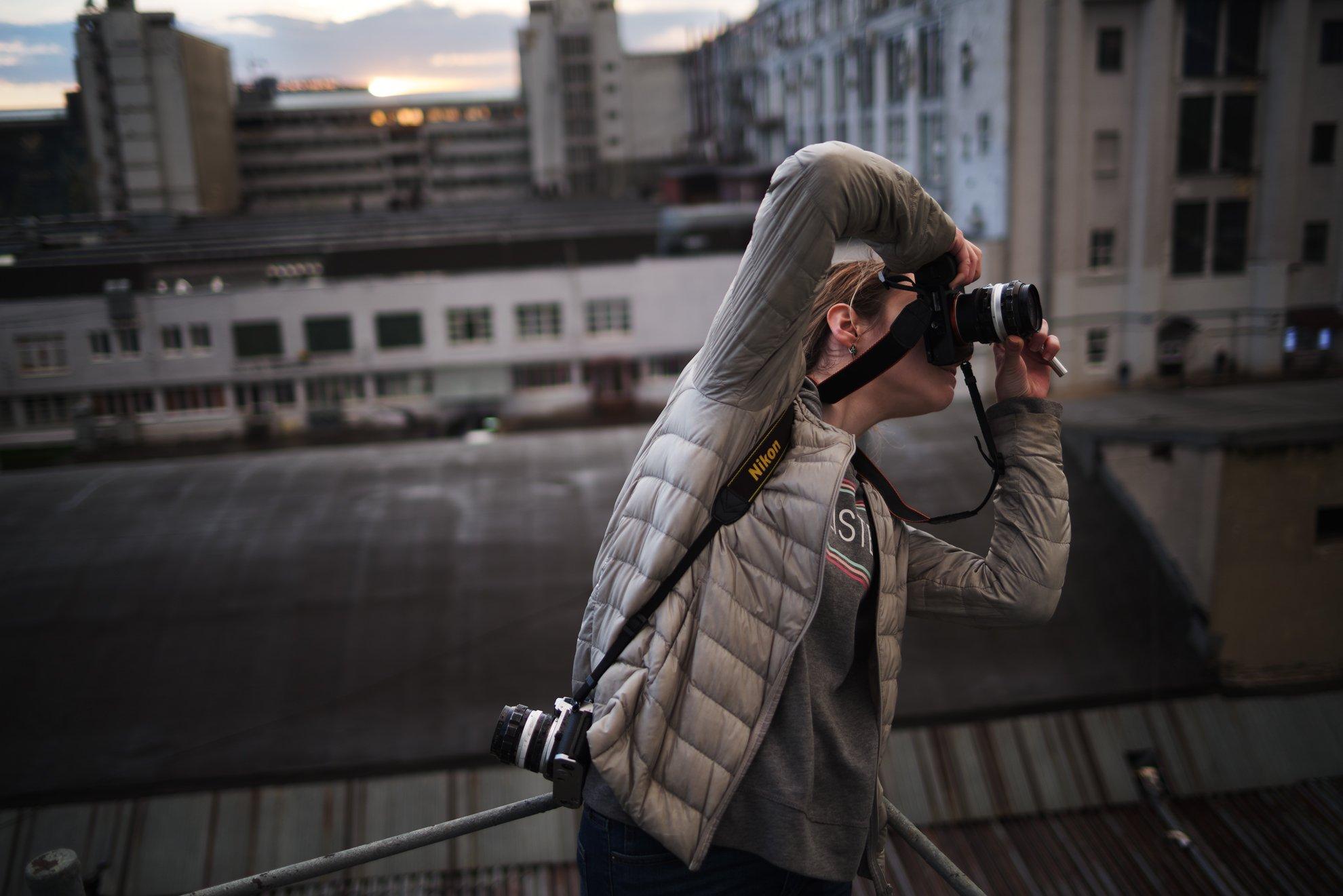 крыша, углы, фотограф, Егоров Алексей