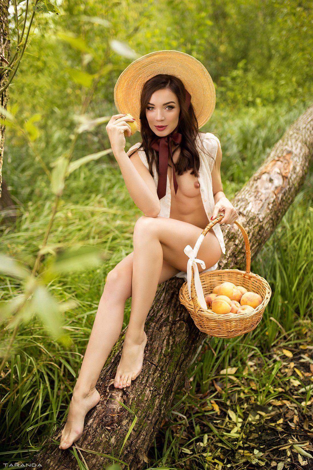 kiev, sexy, ukraine, girl, model, light, colors, retro, peach, nature, portrait, nu, nude, Тарас Таранда