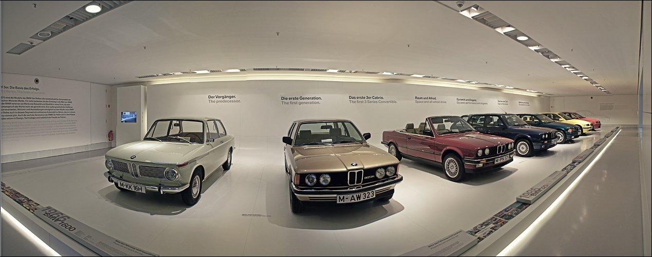 bmw, museum, 3, Владимир В. Эделев