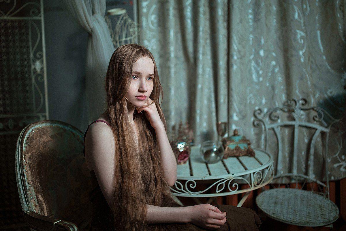 портрет, модель, арт, art, Евгений Ионов